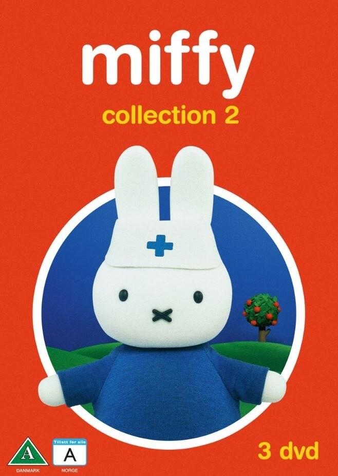 Billede af Miffy - Box 2 - DVD - Film
