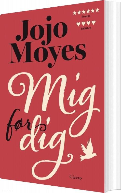 Mig Før Dig - Jojo Moyes - Bog