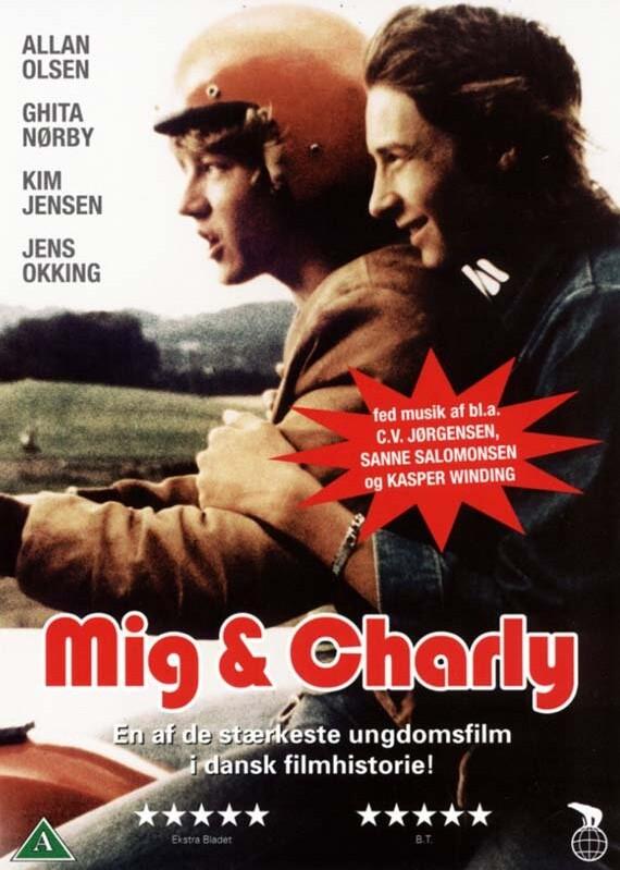 Mig Og Charly - DVD - Film