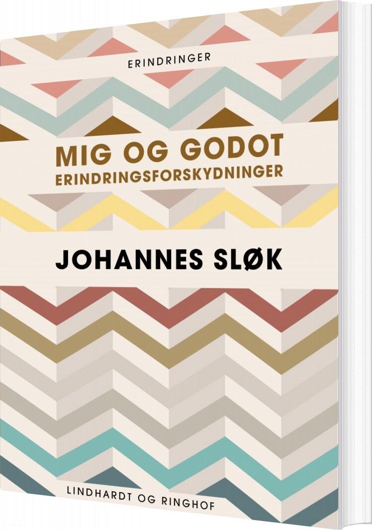 Mig Og Godot - Johannes Sløk - Bog