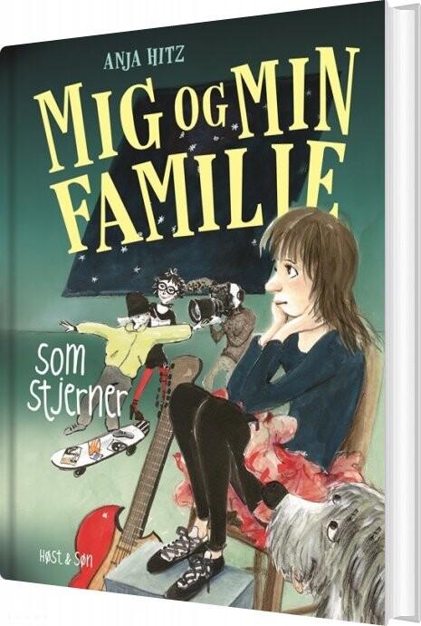Image of   Mig Og Min Familie. Som Stjerner - Anja Hitz - Bog