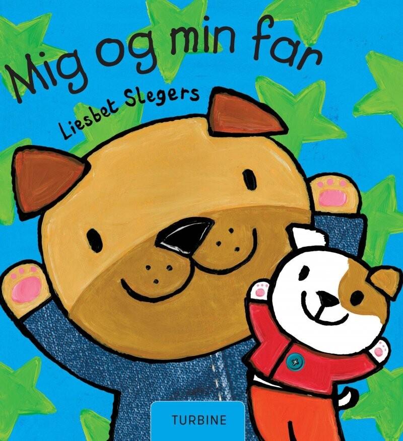 Mig Og Min Far - Liesbet Slegers - Bog