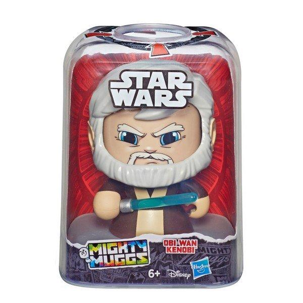 Mighty Muggs - Star Wars Figur - Obi Wan
