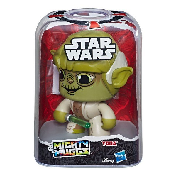 Mighty Muggs - Star Wars Figur - Yoda