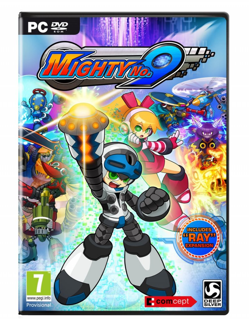 Image of   Mighty No. 9 - PC