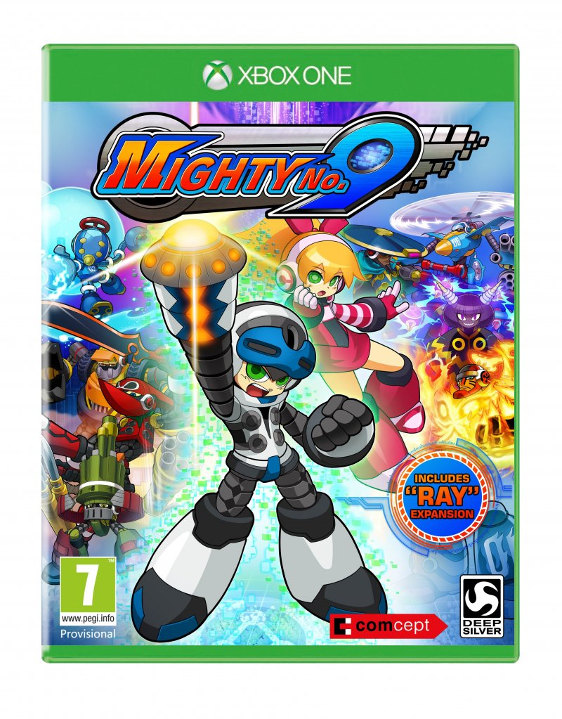Image of   Mighty No. 9 - Xbox One