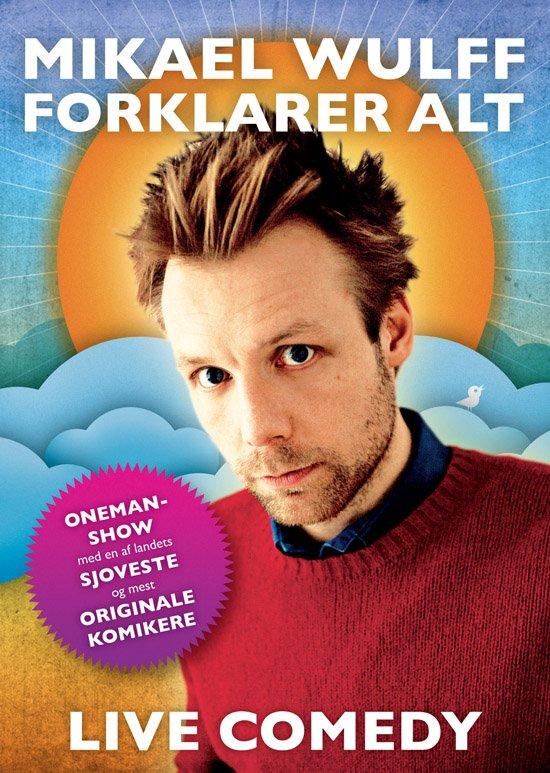 Image of   Mikael Wulff Forklarer Alt - DVD - Film