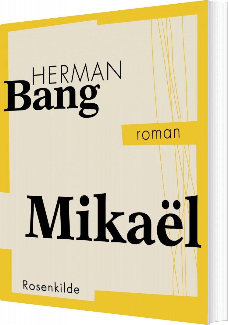 Image of   Mikaël - Herman Bang - Bog