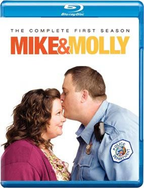 Image of   Mike Og Molly - Sæson 1 - Blu-Ray - Tv-serie