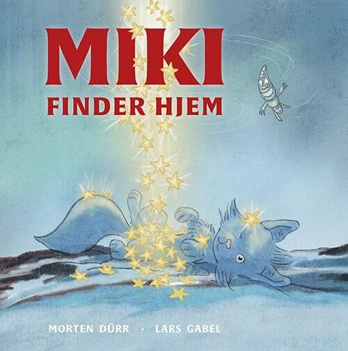 Image of   Miki Finder Hjem - Morten Dürr - Bog