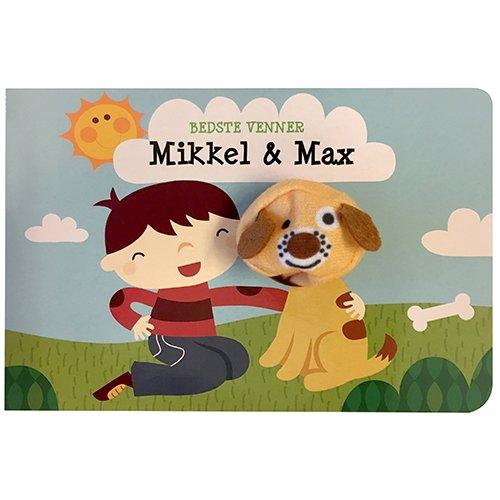 Billede af Mikkel Og Max - Diverse - Bog