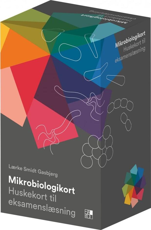 Mikrobiologikort - Lærke Smidt Gasbjerg - Bog