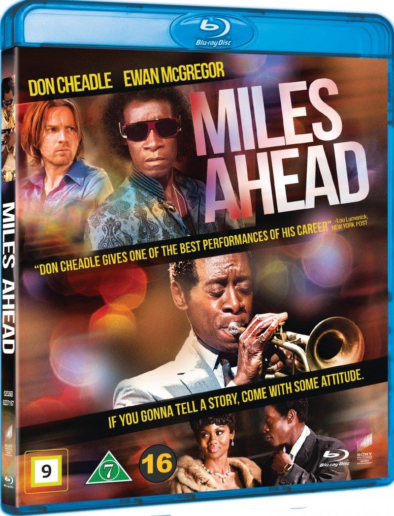 Image of   Miles Ahead - Blu-Ray