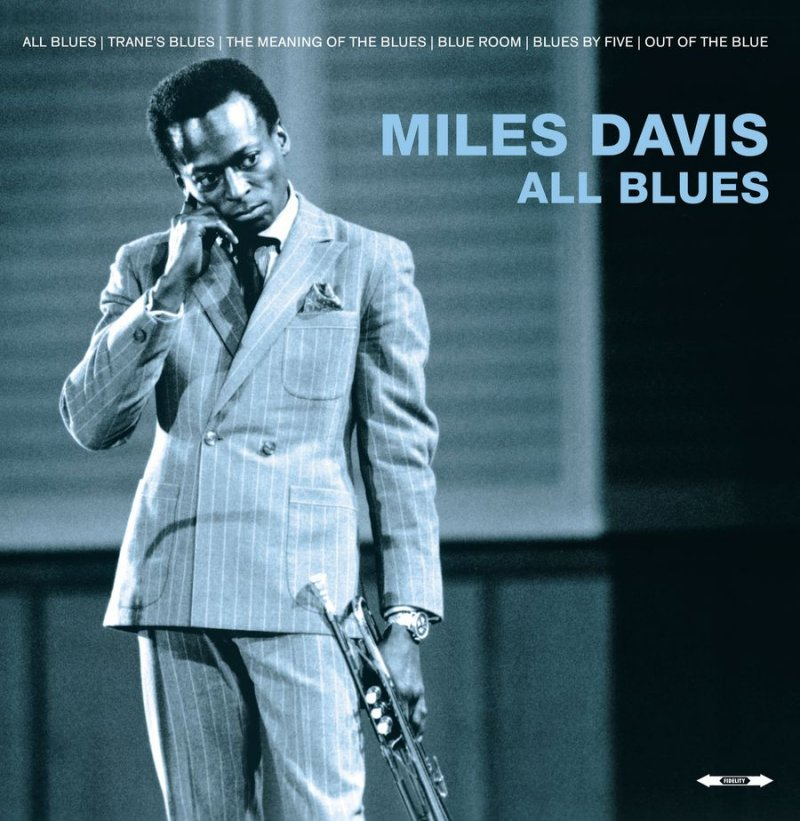 Image of   Miles Davis - All Blues - Vinyl / LP