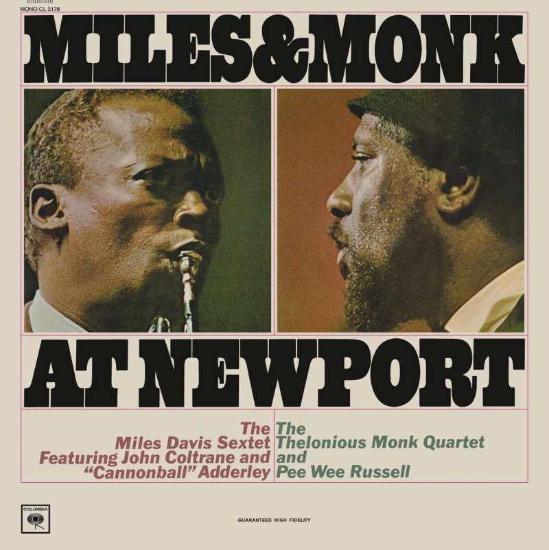 Miles Davis - Miles & Monk At Newport - Vinyl / LP