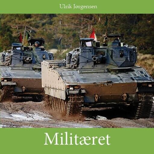 Billede af Militæret - Ulrik Jørgensen - Bog