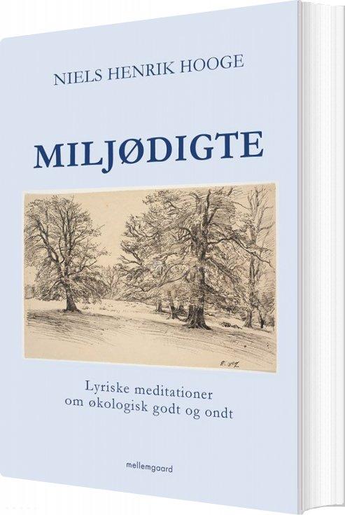 Image of   Miljødigte - Niels Henrik Hooge - Bog