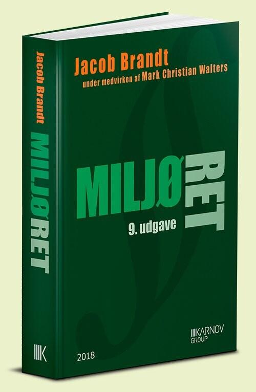 Image of   Miljøret - Jacob Brandt - Bog