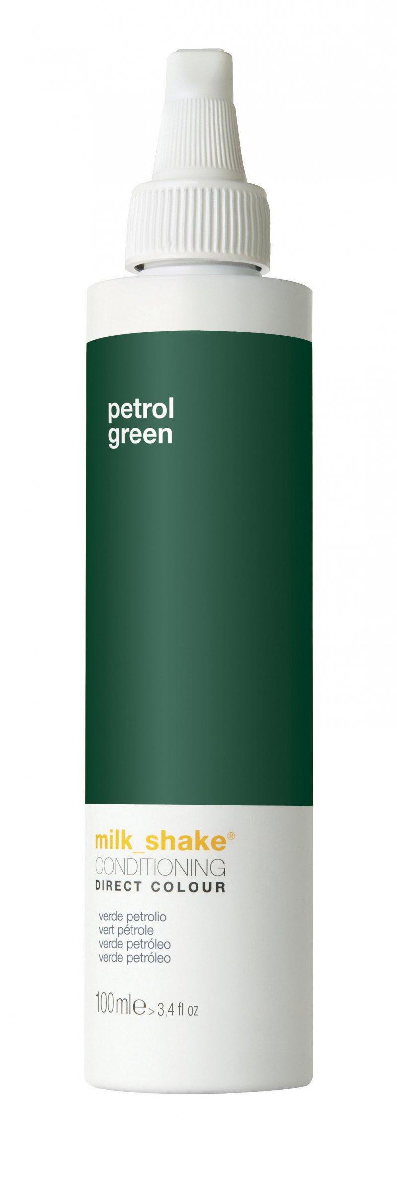 Milk_shake - Direct Color 100 Ml - Petrol Green