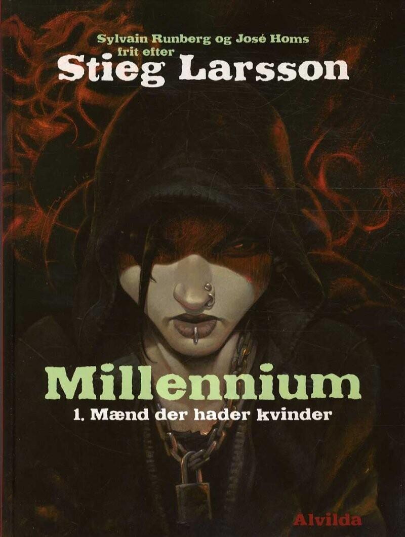 Billede af Millennium 1: Mænd Der Hader Kvinder - Sylvain Runberg - Tegneserie
