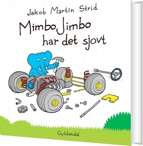 Mimbo Jimbo Har Det Sjovt - Jakob Martin Strid - Bog