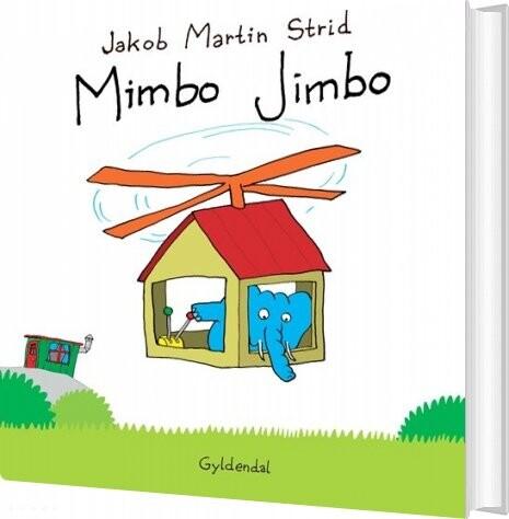 Image of   Mimbo Jimbo - Jakob Martin Strid - Bog