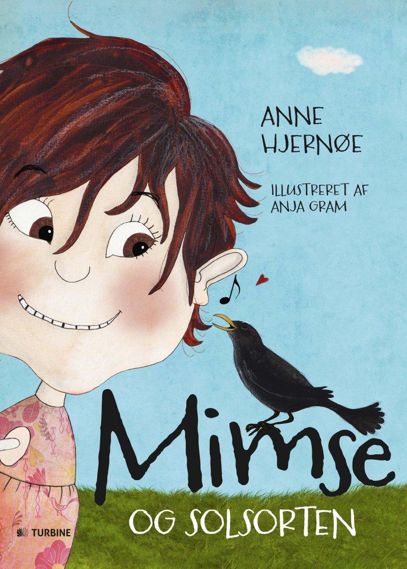 Image of   Mimse Og Solsorten - Anne Hjernøe - Bog
