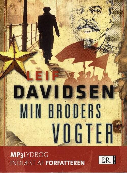 Image of   Min Broders Vogter - Mp3 - Leif Davidsen - Cd Lydbog
