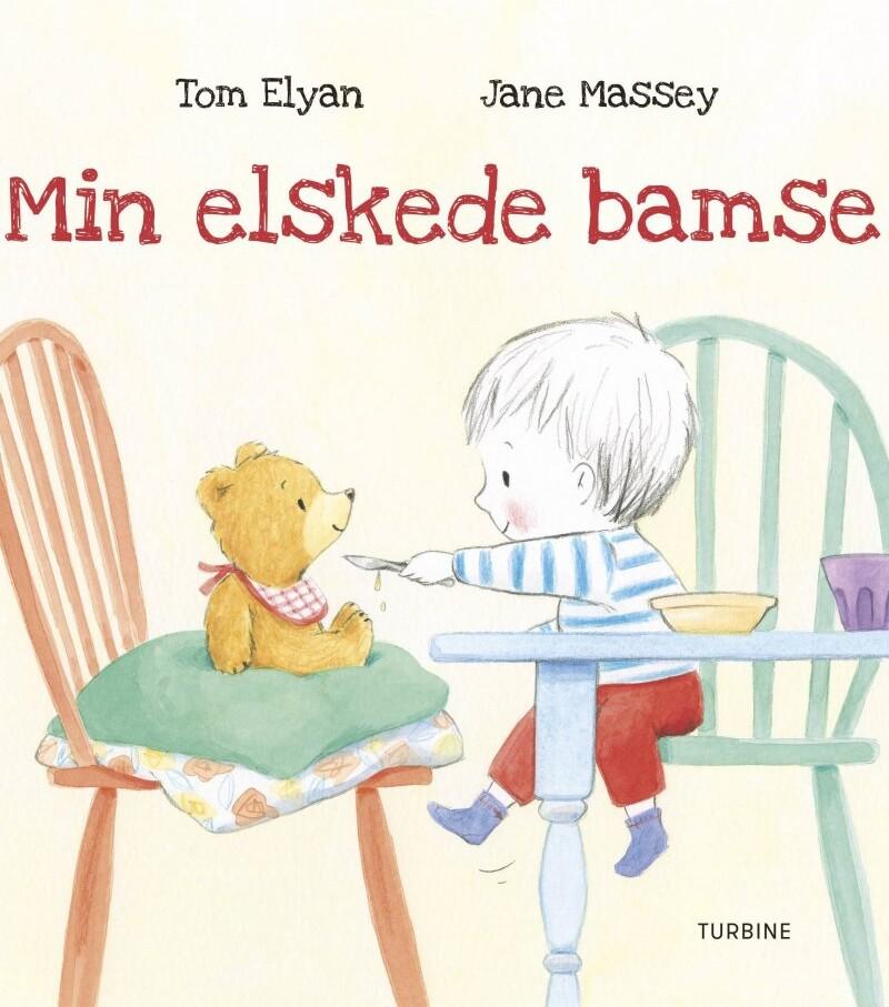 Min Elskede Bamse - Tom Elyan - Bog