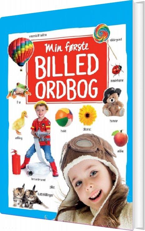Image of   Min Første Billedordbog - Forlaget Karrusel - Bog