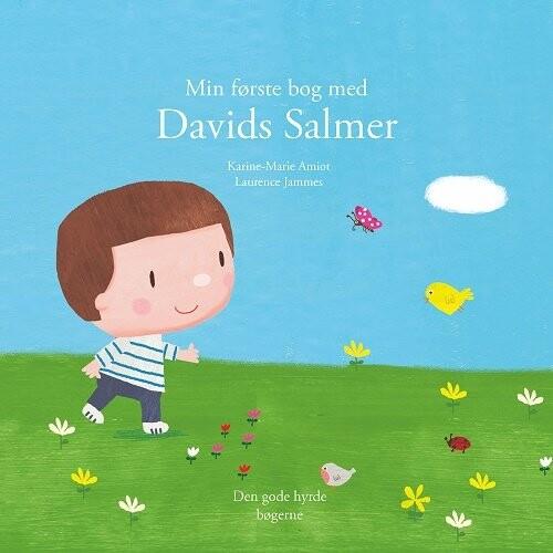 Image of   Min Første Bog Med Davids Salmer - Laurence Jammes - Bog