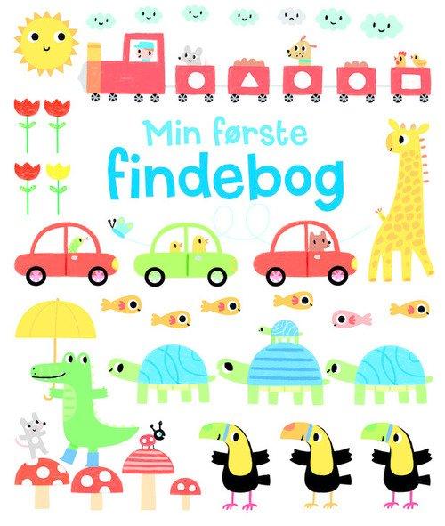 Image of   Min Første Findebog - Diverse - Bog