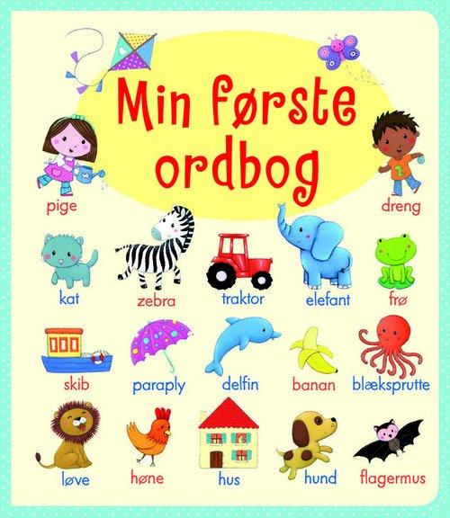 Image of   Min Første Ordbog - Diverse - Bog