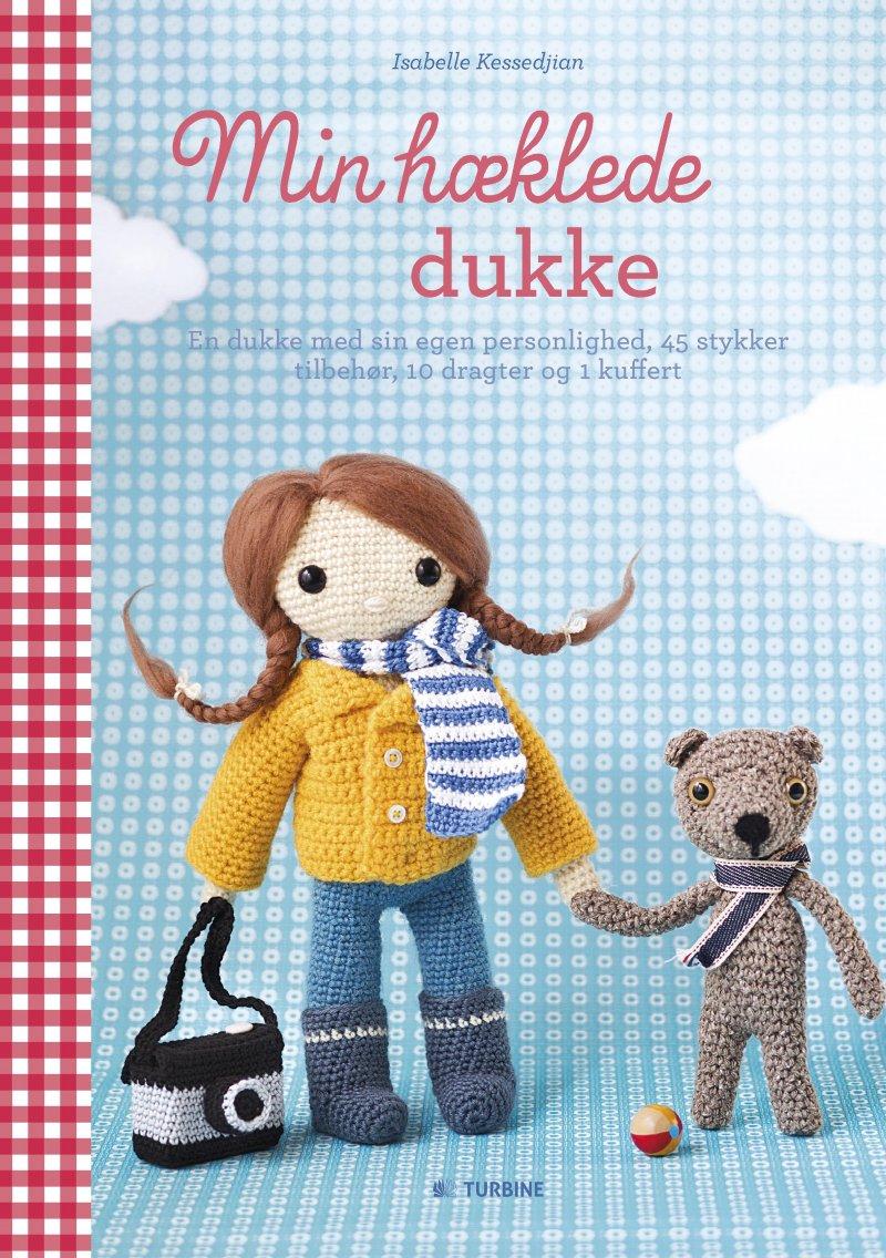 Image of   Min Hæklede Dukke - Isabella Kessedjian - Bog