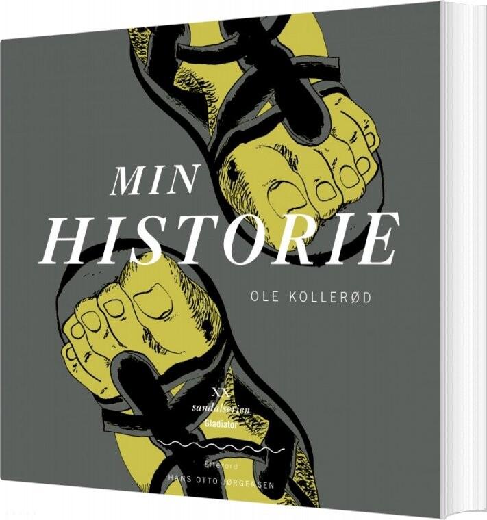 Min Historie - Ole Kollerød - Bog