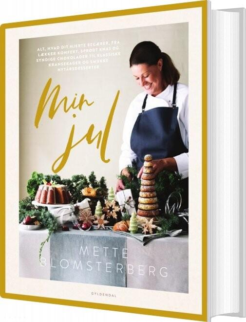 Min Jul - Mette Blomsterberg - Bog