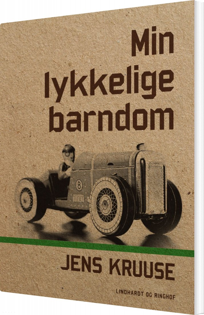 Image of   Min Lykkelige Barndom - Jens Kruuse - Bog