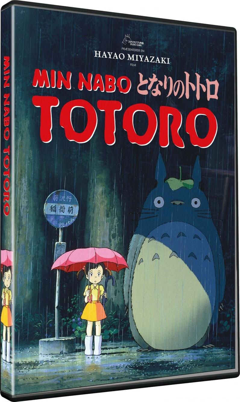 Billede af Min Nabo Totoro - DVD - Film