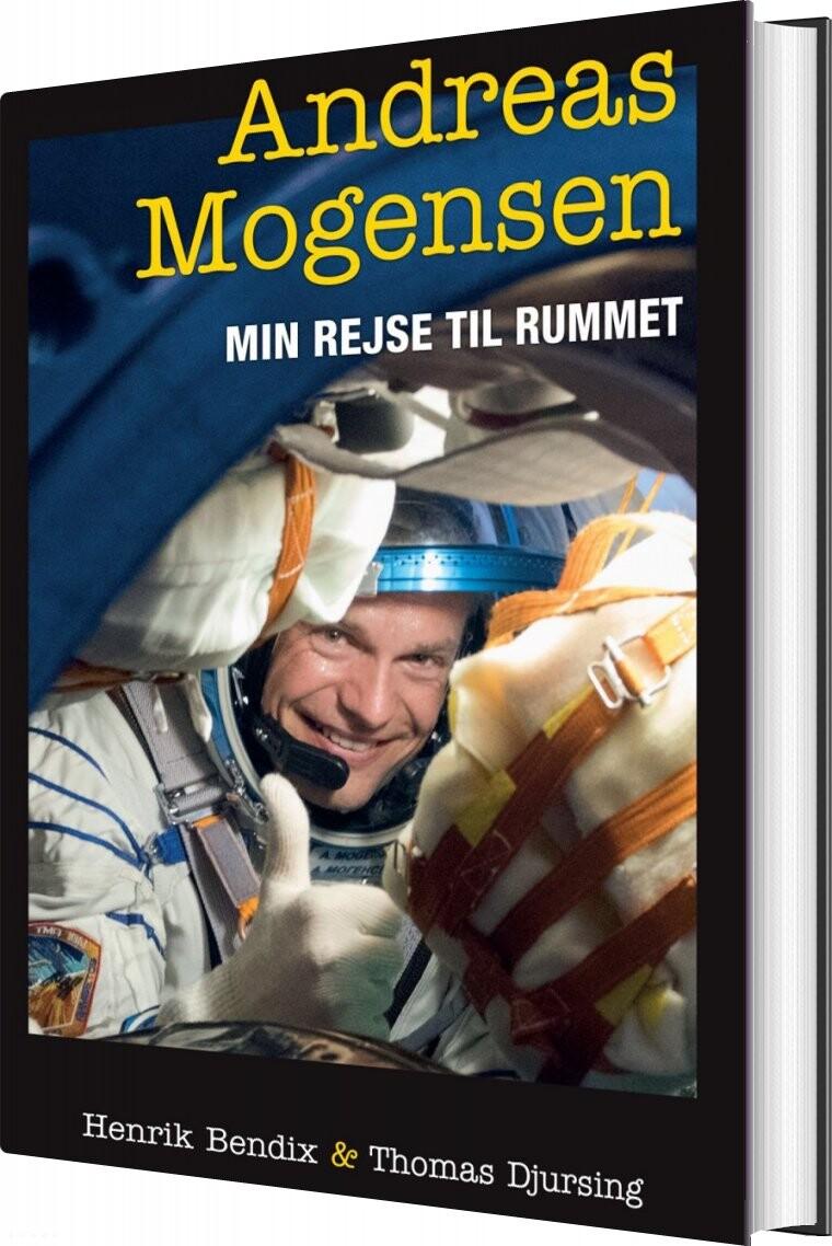 Image of   Min Rejse Til Rummet - Thomas Djursing - Bog