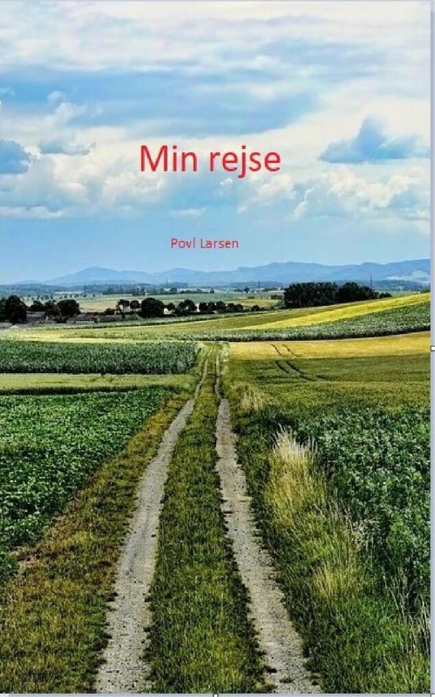 Image of   Min Rejse - Povl Larsen - Bog