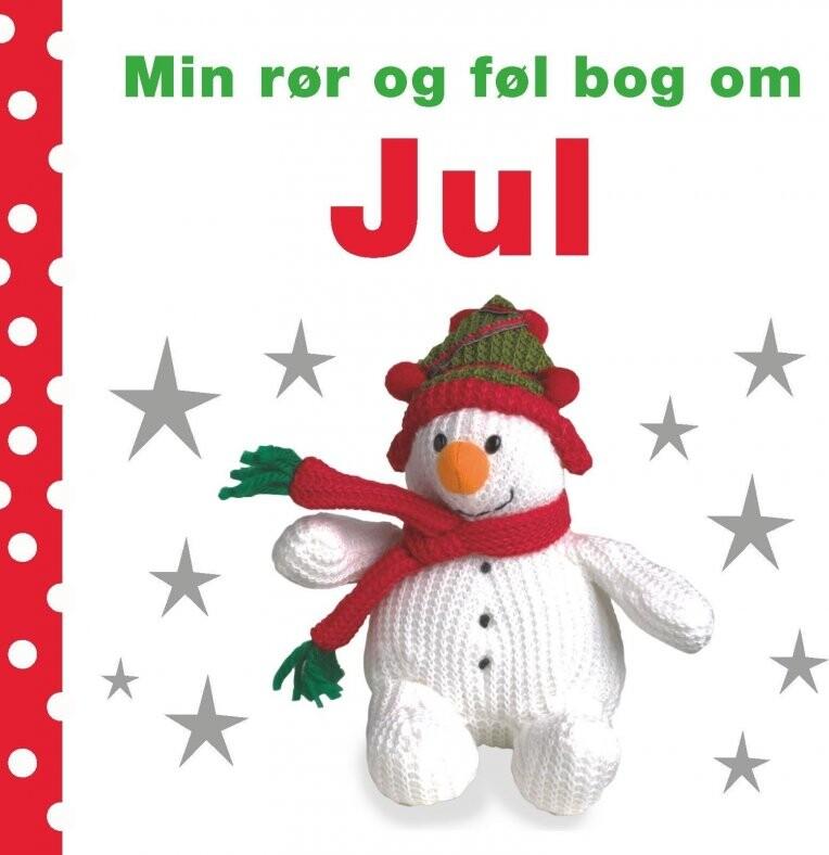 Image of   Min Rør Og Føl Bog Om Jul - Diverse - Bog