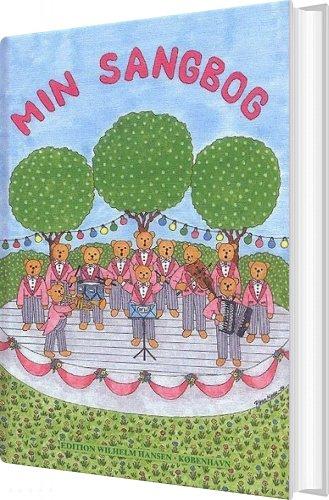 Min Sangbog - Inge Marstal - Bog