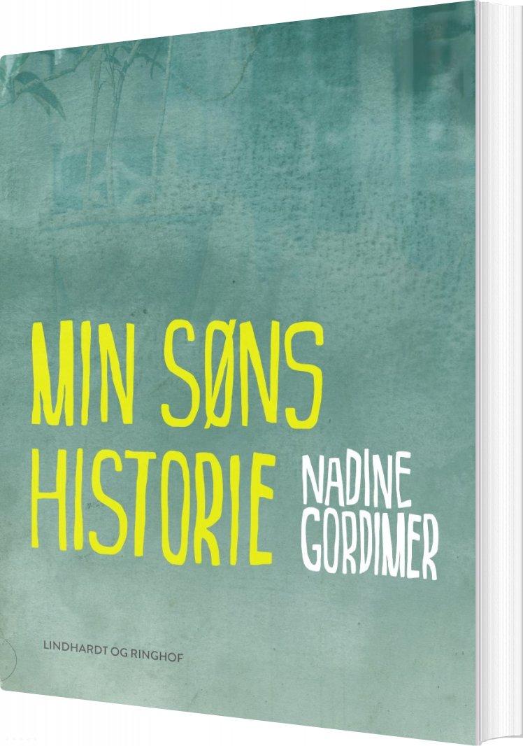 Min Søns Historie - Nadine Gordimer - Bog