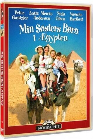 Billede af Min Søsters Børn I ægypten - DVD - Film