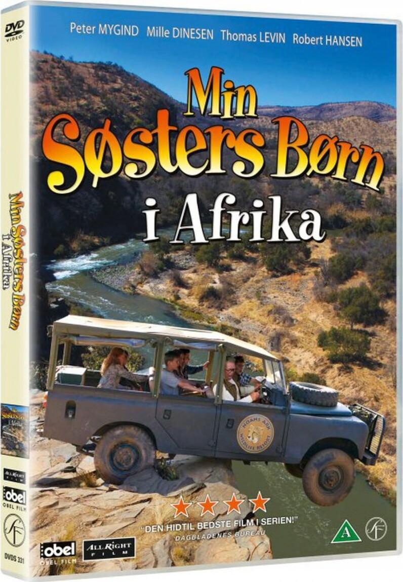 Billede af Min Søsters Børn I Afrika - DVD - Film