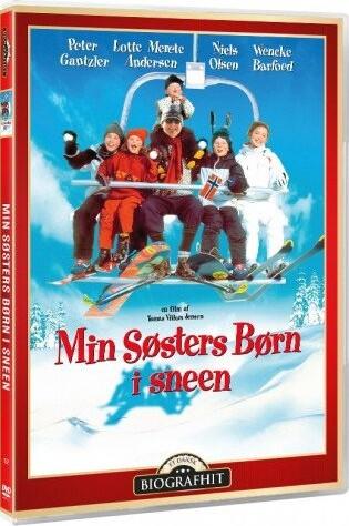 Billede af Min Søsters Børn I Sneen - DVD - Film