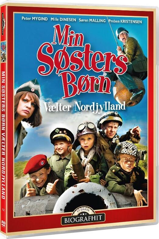 Billede af Min Søsters Børn Vælter Nordjylland - DVD - Film