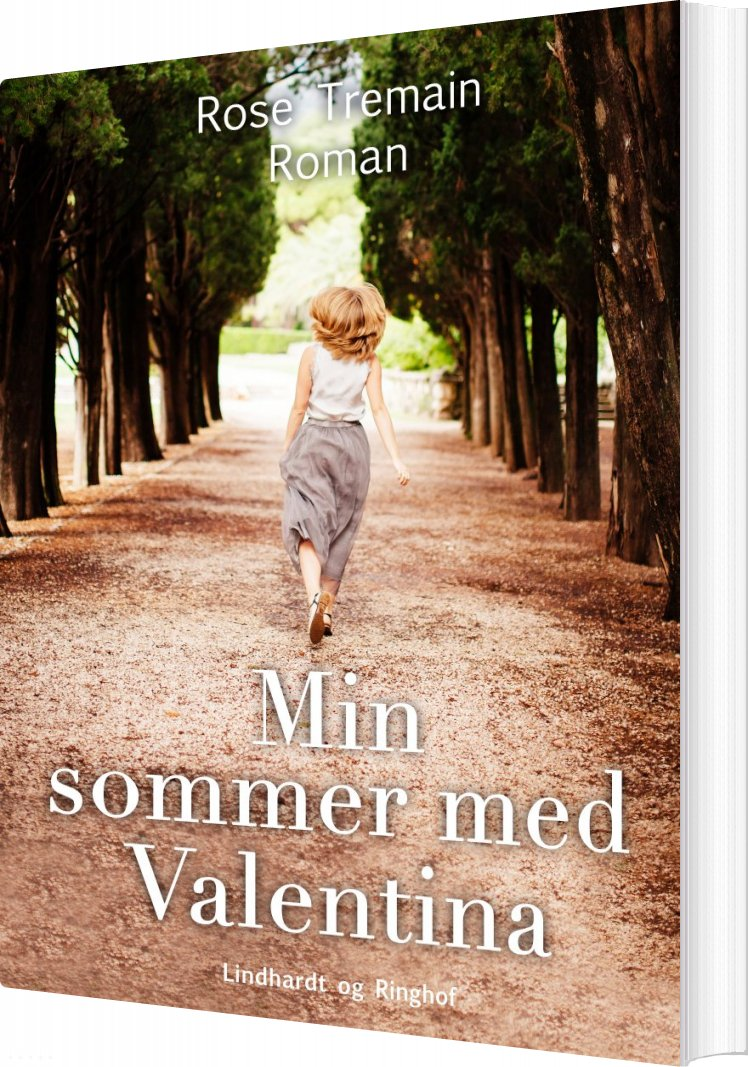 Image of   Min Sommer Med Valentina - Rose Tremain - Bog