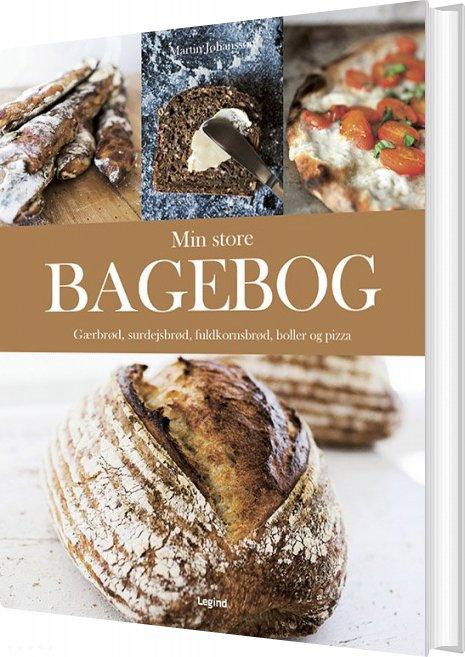 Min Store Bagebog - Martin Johansson - Bog