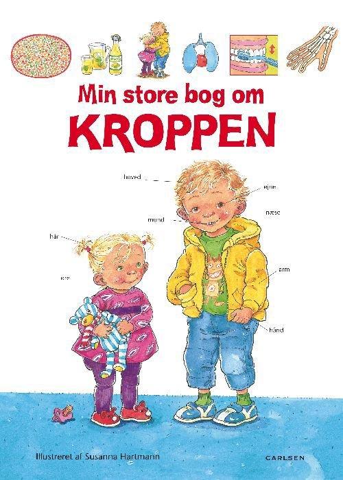 Image of   Min Store Bog Om Kroppen - Susanna Hartmann - Bog
